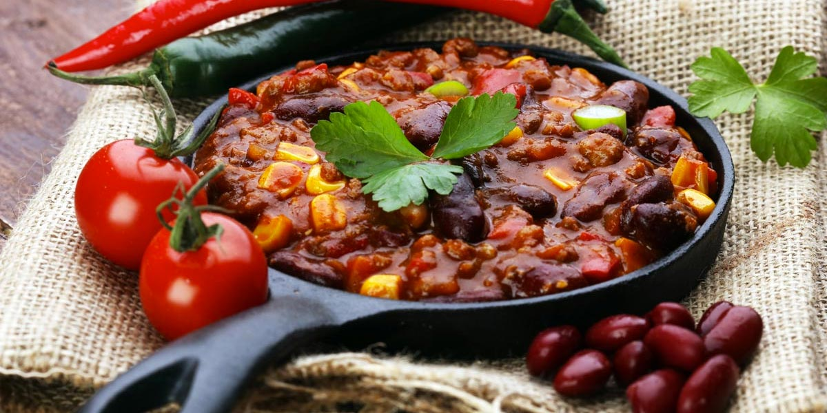 grizzly bear chilli