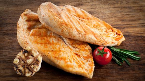 poulet riche en protéines