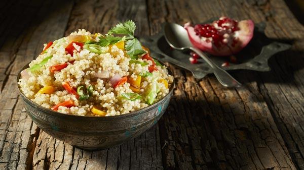 quinoa riche en protéines